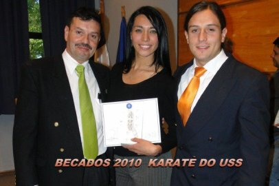 SPORTS SCOLARSHIP - SELECTION OF KARATE DO