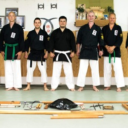 TRAINING SESSION DURING THE VISIT OF SEISHINKAN STUDENT FROM CHILE