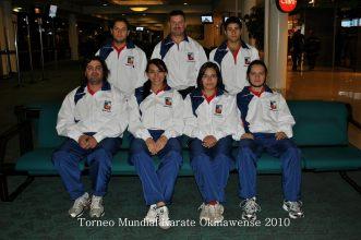 RENGOKAI WORLD CHAMPIONSHIP IN ARGENTINA 2010