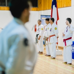 BLACK BELT RANK TEST - Concepcion, Chile - 2014