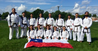 SEISHINKAN TEAM - OIKKA WORLD TOURNAMENT - USA 2016