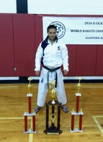 Kata Karate - Kata Kobudo World Champion