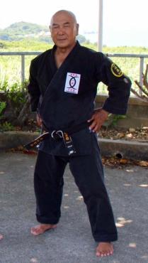 TOKUMURA KENSHO SENSEI
