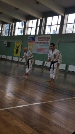 ISSHINRYU KOBUDO TRAINING & CORRECTIONS