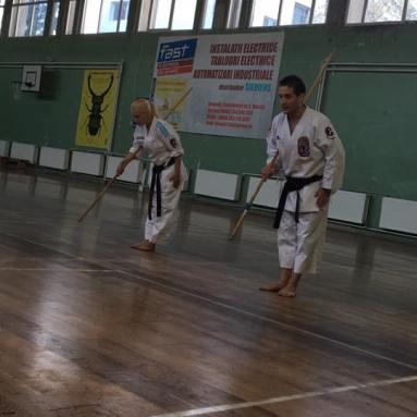 ISSHINRYU KOBUDO TRAINING & CORRECTIONS