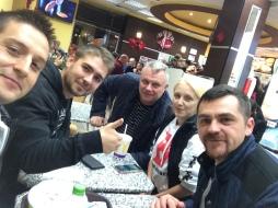 ISSHINRYU ROMANIA'S FAMILY