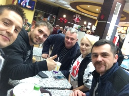 ISSHINRYU ROMANIA'S FAMILY