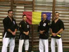PAVALATI ROMAN - RODRIGUEZ DIEGO - CRACIUNESCU GEORGE - COVASA ALEX TOKUSHINRYU EUROPE - Romania 2017