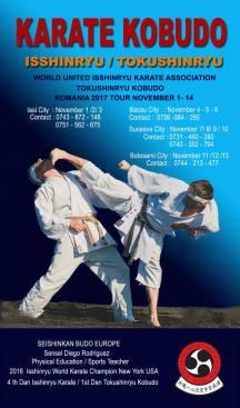 WUIKA & TOKUSHINRYU EUROPE TOUR 2017
