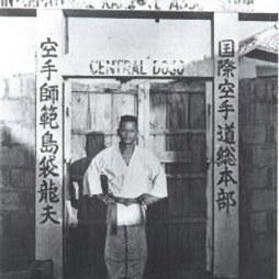 SHIMABUKU SENSEI -AGENA DOJO, OKINAWA