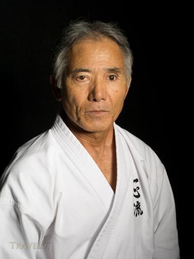 GRAND MASTER TSUYOSHI UECHI (IOTKA)