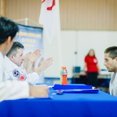 BLACK BELTS RANK TEST, CHILE 2014