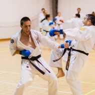 BLACK BELTS KUMITE & SELF DEFENSE