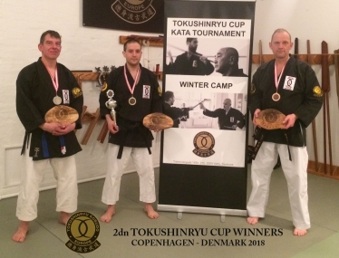 TOKUSHINRYU CUP WINNERS