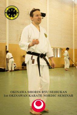 KIM MITRUNEN SENSEI - Okinawa Shorin Ryu Seibukan