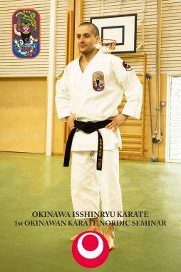 DIEGO RODRIGUEZ SENSEI - Okinawa Isshinryu Karate & Kobudo