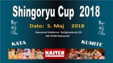SHONGORYU CUP - NÆASTVED 2018
