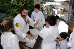 CESAR HERMOSILLA - Seishinkan Instructor