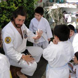 CESAR HERMOSILLA - Seishinkan Instructor