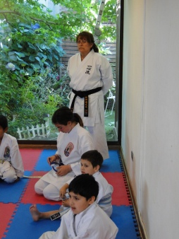 MAGALY INZUNZA SENSEI - Seishinkan Chief Instructor