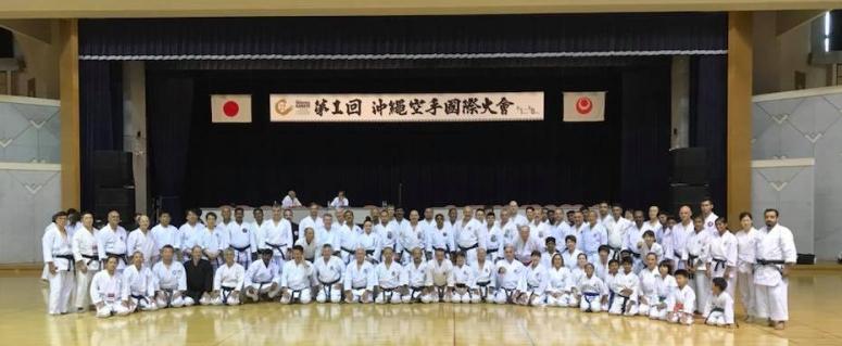Ryukyu Kobudo Shimbukan - Akamine Hiroshi Sensei Seminar