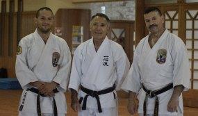 UECHI TSUYOSHI SENSEI - Okinawa Traditional Isshinryu Karate do - Okinawa 2018