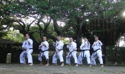 MATSUYAMA KOEN TRAINING - Okinawa, August 2018