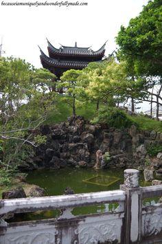 Fukushūen 福州園 - Okinawa, Naha