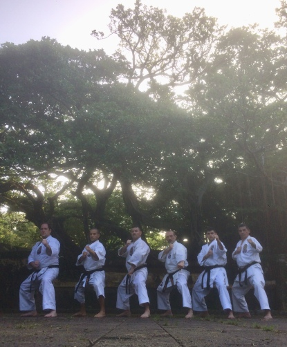 MATSUYAMA KOEN - Seishinkan Team, August 2018