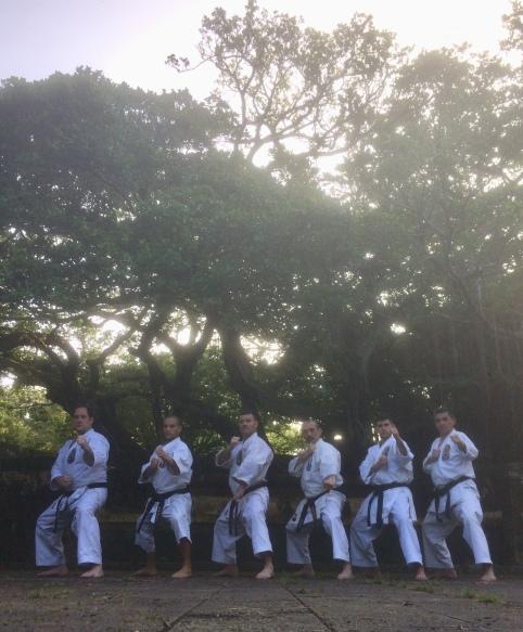 MATSUYAMA KOEN - Seishinkan Team, August 2018
