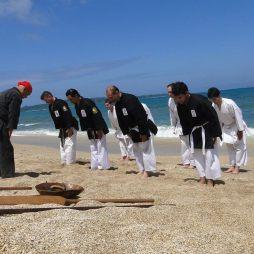 TOKUMURA SENSEI & Seishinkan Group, Okinawa 2017