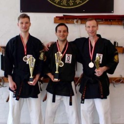 2019 TOKUSHINRYU CUP PODIUM
