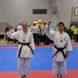 Yhara Rodriguez - Empty Hand Kata 1st Place