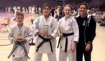 Haslev Karate Skole Isshinryu Team