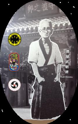 喜 屋 武 朝 徳 (1970 - 1945)