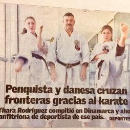 "SPORTS COVER EDITION, ""EL SUR"" Newspaper. Concepcion Chile, July 5t, 2019"
