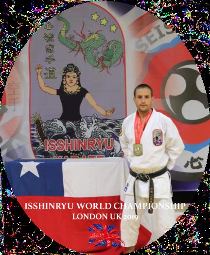 DIEGO RODRIGUEZ - World United Isshinryu Association / Seishinkan Budo School