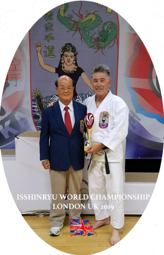 DONALD WASHABAUGH - Isshinryu World Karate Association