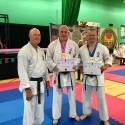 LARS ANDERSEN & MADS NØRBY - WUIKA Denmark, Kobudo Division 6th dan and up along with John Ingram Sensei