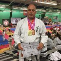 LARS ANDERSEN SENSEI- WUIKA Denmark, Kobudo & Karate Kata Division 6th dan and up &