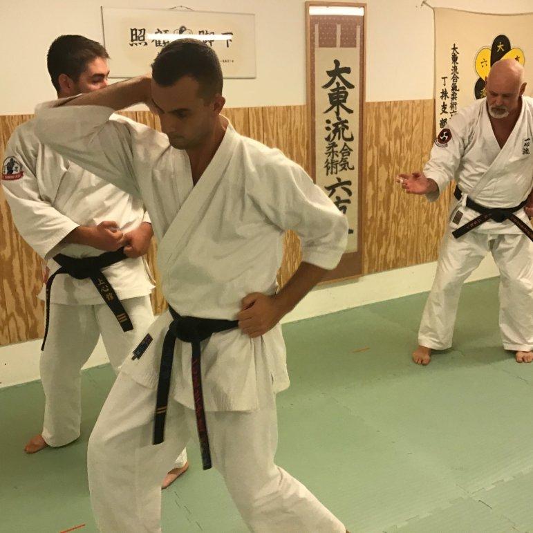 WUIKA EUROPE - Kata practice