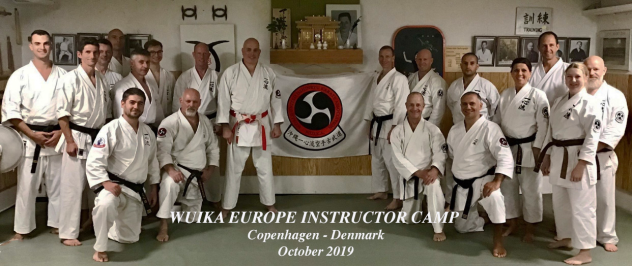 WUIKA EUROPE INSTRUCTOR CAMP 2019 OFFICIAL