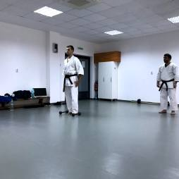 ISSHINRYU KARATE - December 2019
